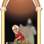 Nosso santo vivo Padre #JulioLancellotti